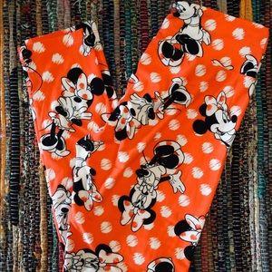 Lularoe Disney Leggings One Size
